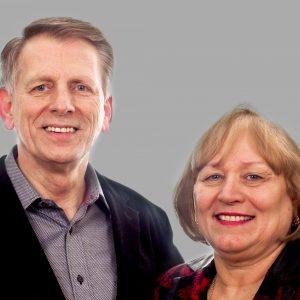 John & Georgette Engel